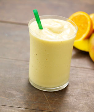Orange Mango Vivanno smoothie