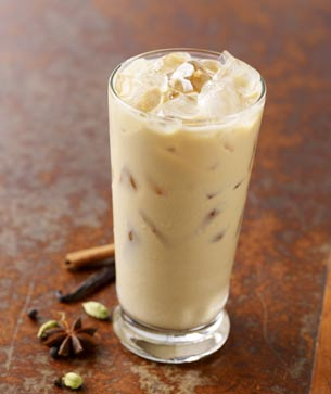 Iced Tazo® Chai Latte