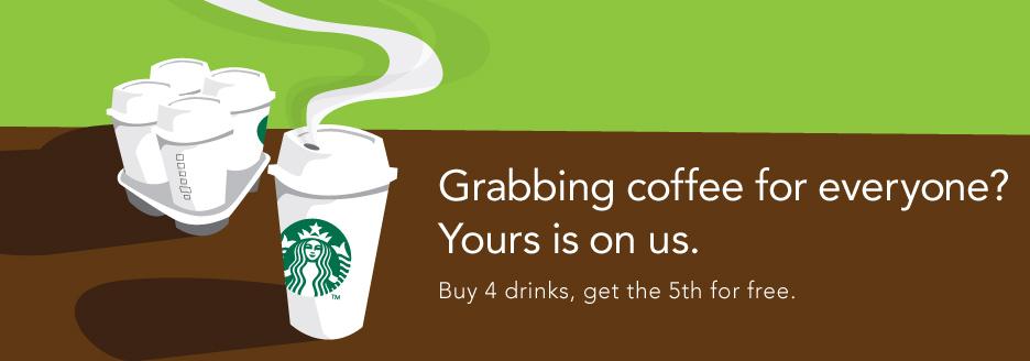 Starbucks Runner Reward