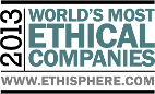 2013 World's Most Ethical Company