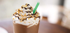 Starbucks Mocha Coconut Frappuccino Blended Beverage