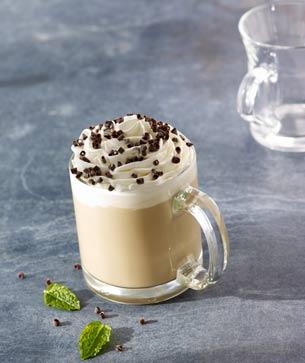 Peppermint White Chocolate Mocha