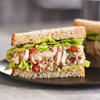 Chicken BLT Salad Sandwich