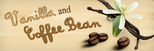 Vanilla and Coffee Bean