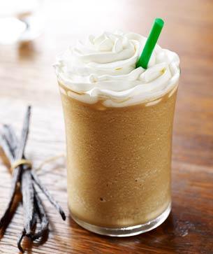Caffè Vanilla Frappuccino® Blended Coffee