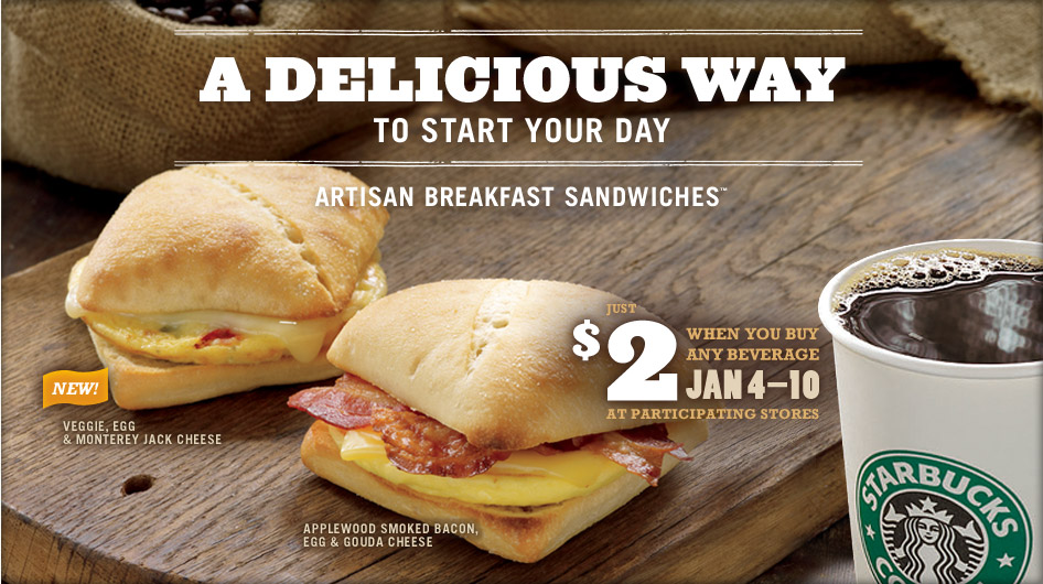 Artisan Breakfast Sandwiches-A Delicious Way to Start your Day